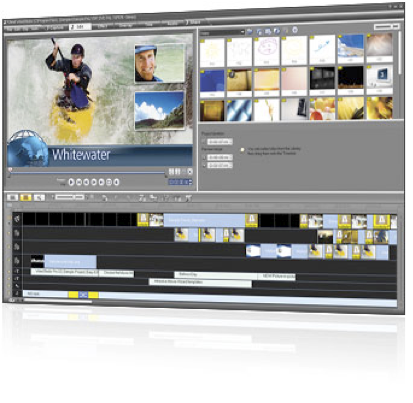 Corel VideoStudio Pro X2 Ultimate v12.0.98.0.German-TIw скачать